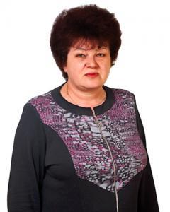 Сухова Людмила Александровна
